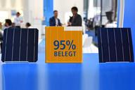 Intersolar Europe 2019 zu 95 % ausgebucht