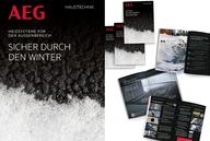 Neue Broschüre zu AEG Frostschutz-Systemen
