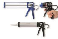Neue Handkartuschenpistolen von Berner