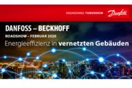 Gemeinsame Roadshow von Danfoss und Beckhoff