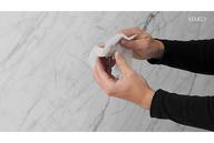 Klebebefestigung für Ixmo-Duschstangen
