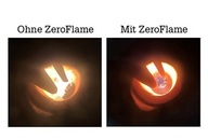 Flammenlose Wärme aus Pellets