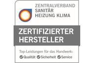 Qualitätszeichen: ZVSHK zertifiziert Grohe