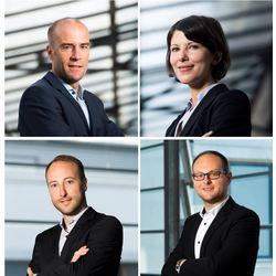 Rechtsanwälte der Kanzlei HF+P legal
